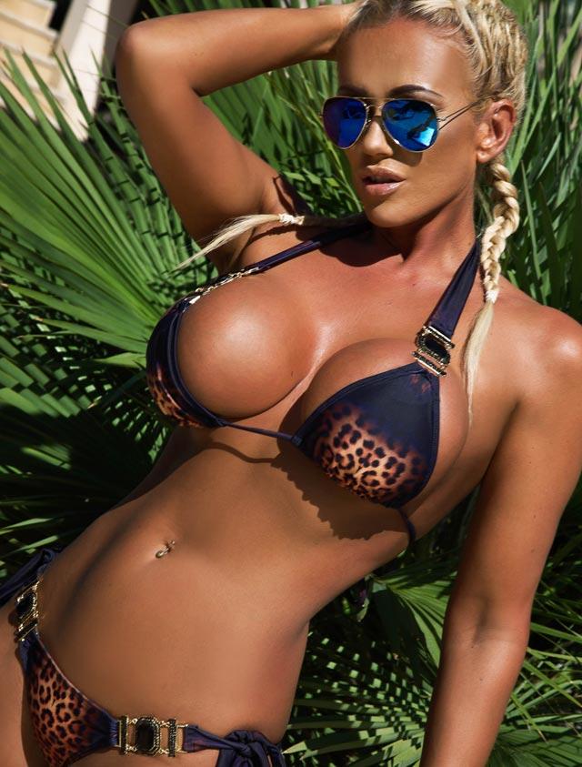Lucy Zara Bikini