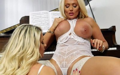 Lucy & Mikaela's Piano Love