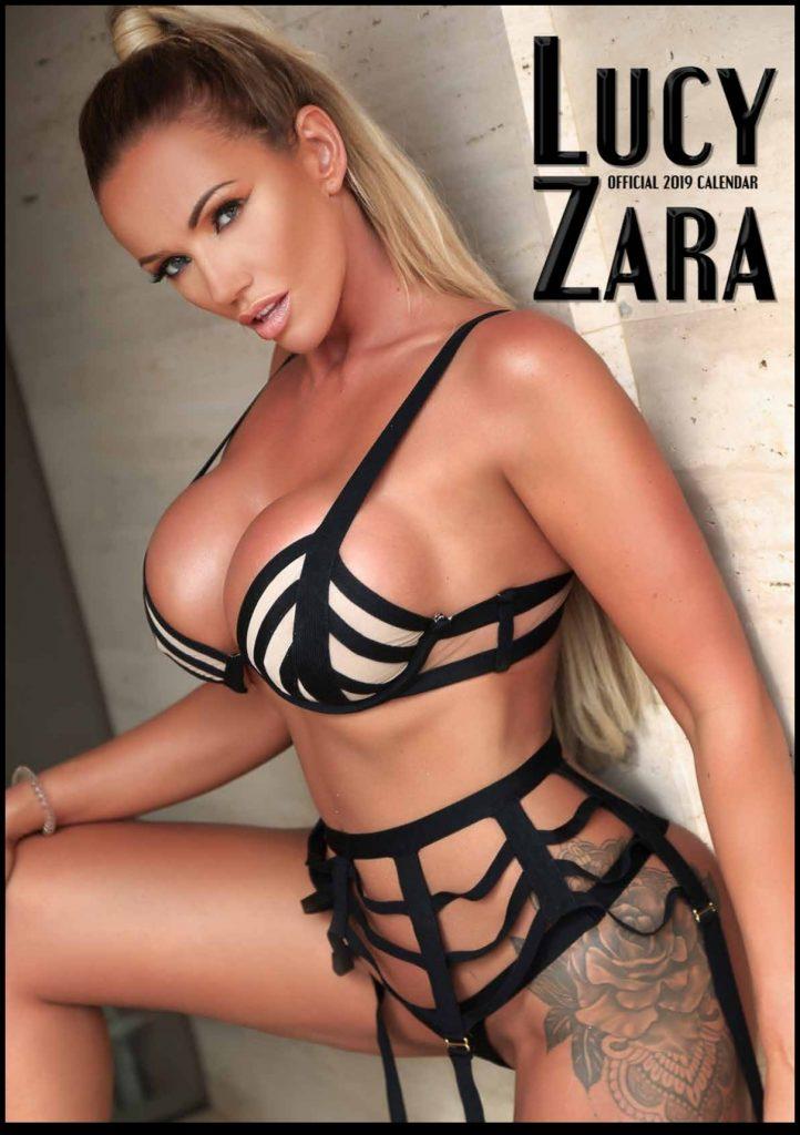 Lucy Zara 2019 New Calendar